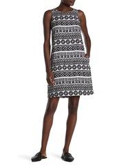 Tommy Bahama Tahiti Tango Linen Shift Dress