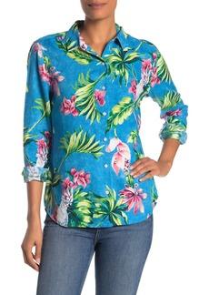 Tommy Bahama Tahitian Tweets Linen Shirt