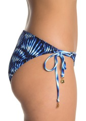 Tommy Bahama Tide Dye Seashell Reversible Tie-Side Bikini Bottoms