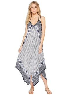 Tommy Bahama Tika Tiles Scarf Dress Cover-Up