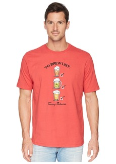 Tommy Bahama To Brew List Tee