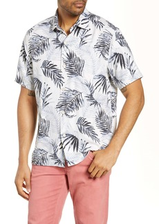 Tommy Bahama Adriatic Fronds Silk Blend Sport Shirt