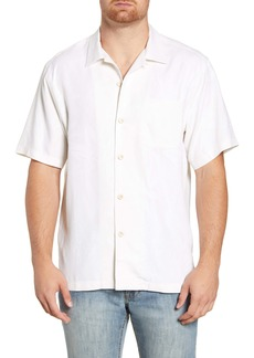 Tommy Bahama Al Fresco Tropics Classic Fit Silk Shirt