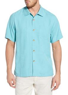 Tommy Bahama Al Fresco Tropics Classic Fit Silk Sport Shirt