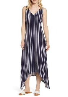 Tommy Bahama Anoche Stripe Maxi Dress