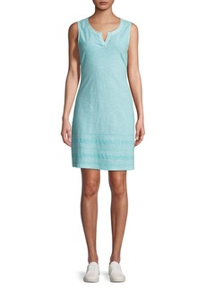 Tommy Bahama Arden Embroidered Dress