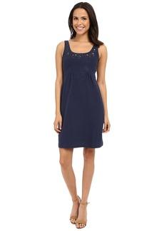 Tommy Bahama Arden Jersey Embellished Dress