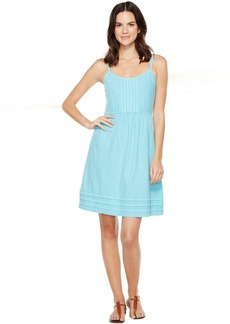 Tommy Bahama Arden Pleated Short Sundress