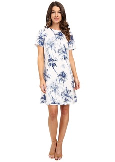 Tommy Bahama Art of Palms Shirtdress