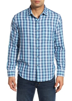 Tommy Bahama Azul del Mar Plaid Sport Shirt