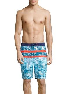 Tommy Bahama Baja Bajamar Batik Boardshorts