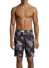 Tommy Bahama Baja Frond Mist Swim Shorts