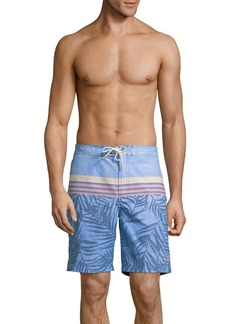 Tommy Bahama Baja Fronds and Stripes Boardshorts