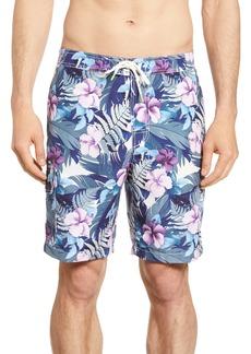 Tommy Bahama Baja Hibiscus Hues Board Shorts