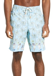 Tommy Bahama Baja Luau Groove Classic Fit Swim Trunks