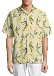 Tommy Bahama Bamboozled Cloud Button-Down Shirt