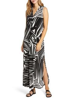 Tommy Bahama Bangle Stripe Maxi Dress