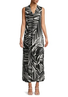 Tommy Bahama Bangle Stripe Maxi Dress