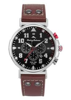 Tommy Bahama Bay View Duel Time Chronograph