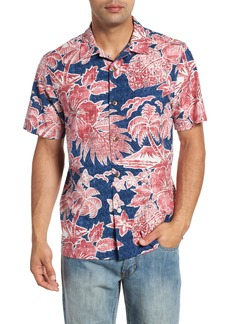 Tommy Bahama Beach Batik Camp Shirt