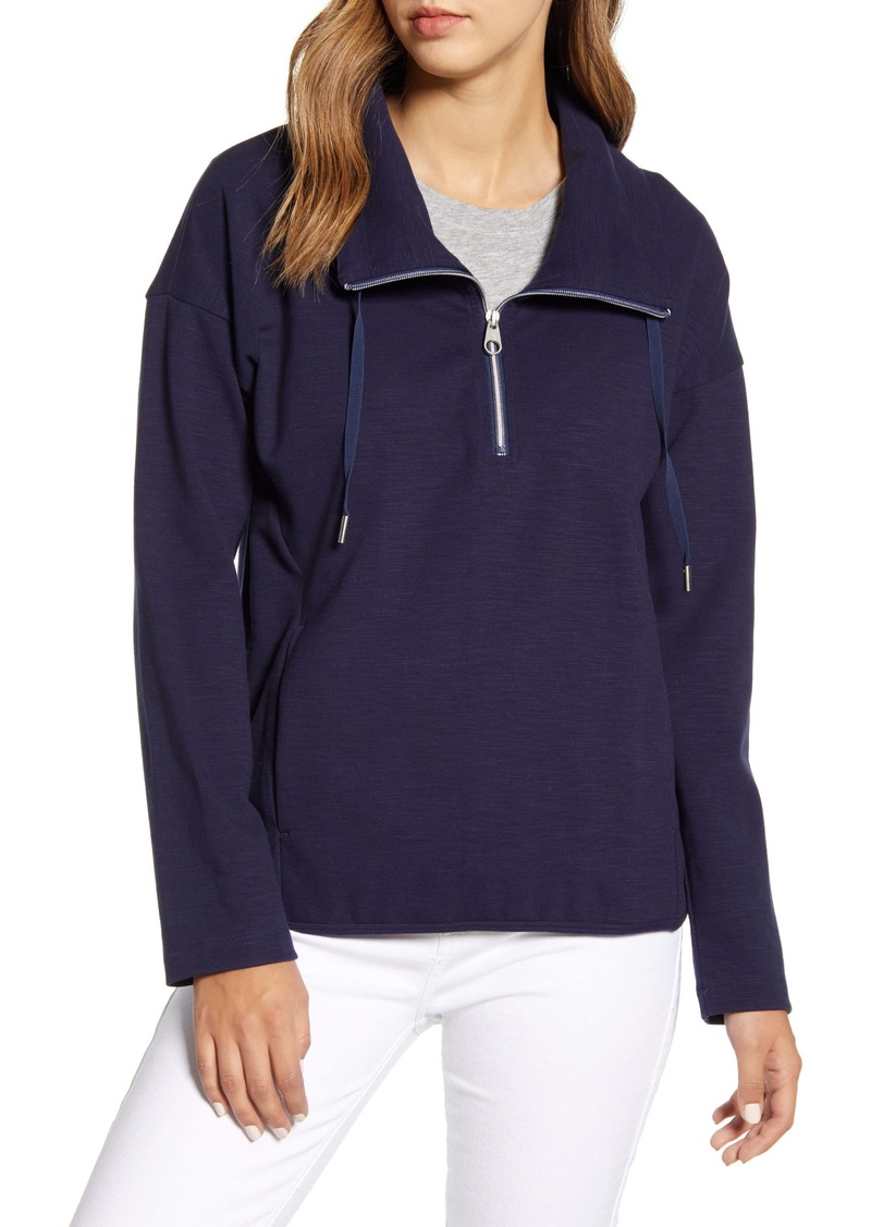 Tommy Bahama Beachy Bay Half-Zip Pullover