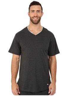 Tommy Bahama Big & Tall Cotton Modal V-Neck Short Sleeve T-Shirt