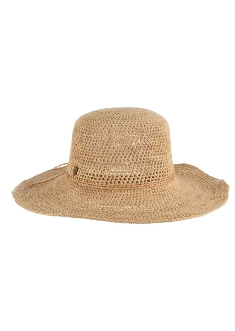 Tommy Bahama Big Brim Raffia Cloche