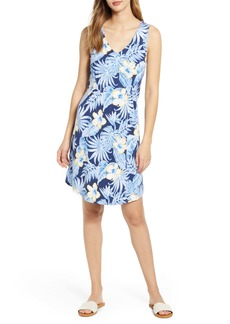 Tommy Bahama Blossoms Sleeveless Knit Dress