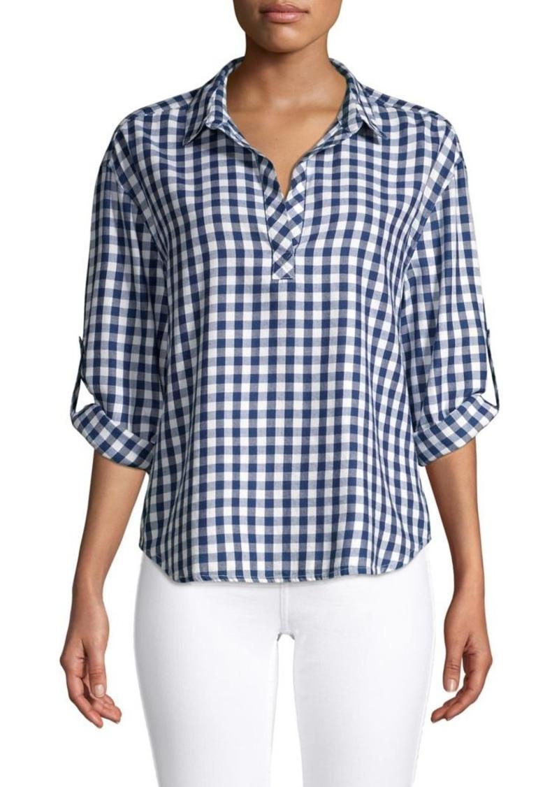 Tommy Bahama Bonita Check Popover Shirt
