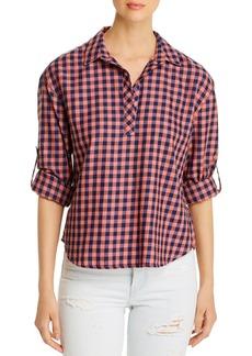Tommy Bahama Bonita Checked Popover Shirt