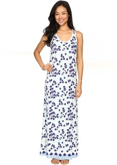 Tommy Bahama Border Tiles Maxi Dress
