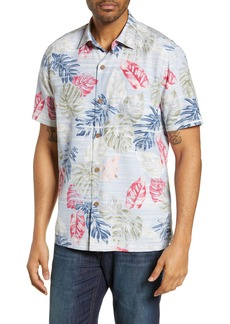Tommy Bahama Botanica Sketch Silk Blend Shirt