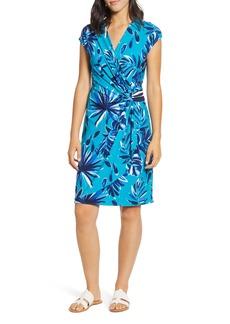 Tommy Bahama Botanical Blitz Faux Wrap Dress