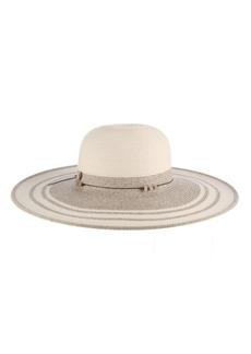 Tommy Bahama Braided Big Brim Floppy Hat