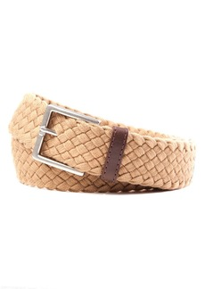 Tommy Bahama Braided Cotton Belt