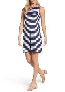 Tommy Bahama Breton Stripe Cover-Up Dress