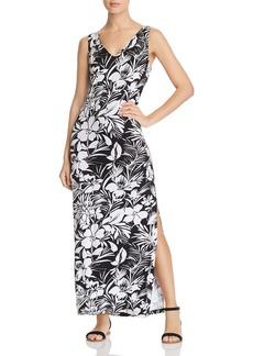 Tommy Bahama Buona Sera Sleeveless Printed Maxi Dress