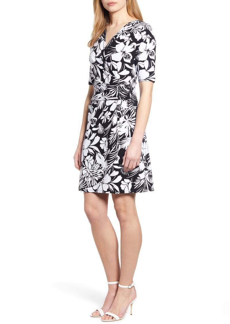 Tommy Bahama Buona Sera Wrap Dress