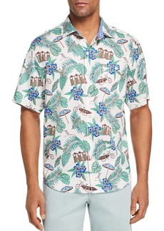 Tommy Bahama Cabana Club Short-Sleeve Printed Classic Fit Shirt