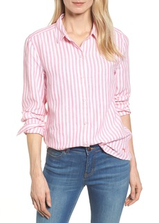 Tommy Bahama Cabana Stripe Button-Up Top