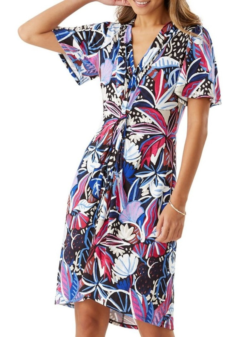 Tommy Bahama Cactus To Clouds Short Dress