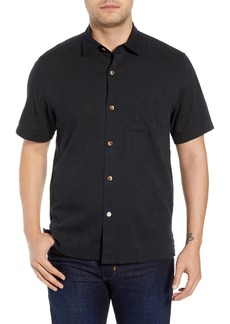 Tommy Bahama Camden Coast Jacquard Camp Shirt