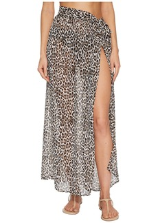 Tommy Bahama Cat's Meow Side-Tie Sarong Cover-Up