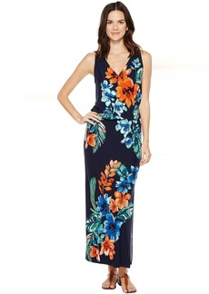 Tommy Bahama Celena Blooms Sleeveless Maxi Dress