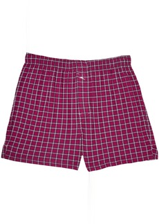Tommy Bahama Checked Boxer