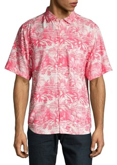 Tommy Bahama Classic-Fit Primo Palms Camp Shirt