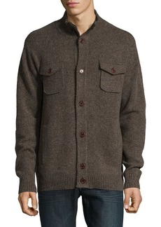 Tommy Bahama Classic Mockneck Sweater