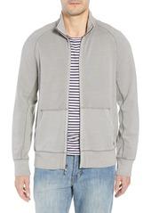 Tommy Bahama Coast Mock Neck Full Zip Sweatshirt