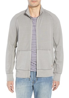 Tommy Bahama Coast Mock Neck Full Zip Sweatshirt