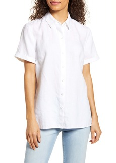 Tommy Bahama Coastalina Short Sleeve Linen Shirt